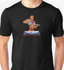 Masters Of The Universe - Logo - Clean T-Shirt