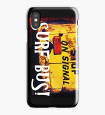 Surf Bus #3 iPhone Case