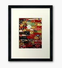 Have a Cuban Framed Print
