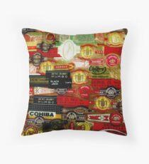Have a Cuban Throw Pillow