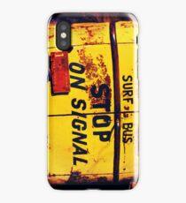 Surf Bus #2 iPhone Case