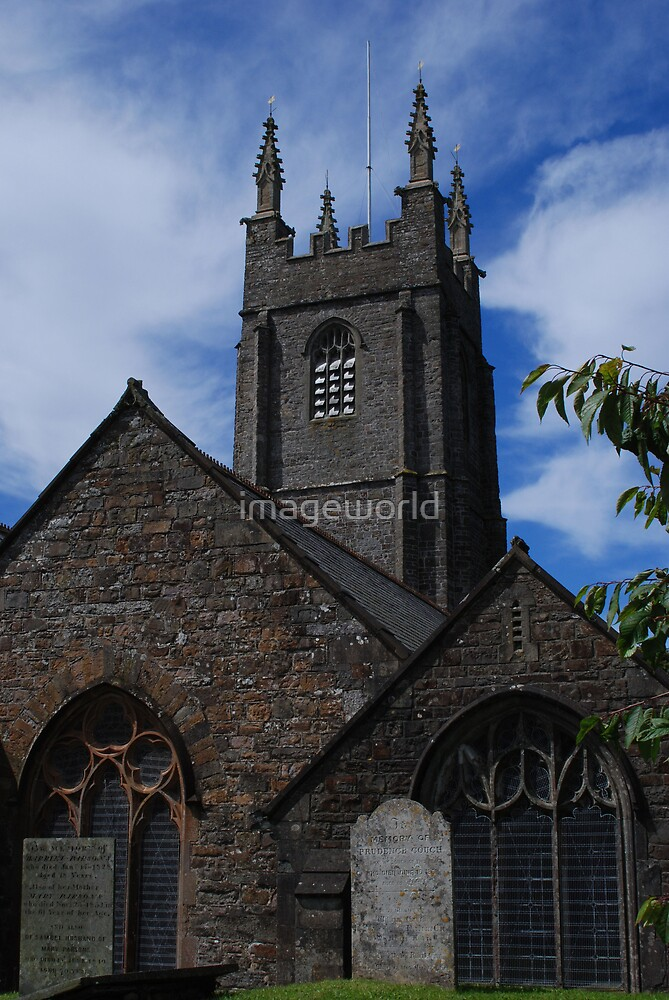 Church of St. Andrew by imageworld