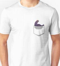 Trash Dove Pocket Unisex T-Shirt