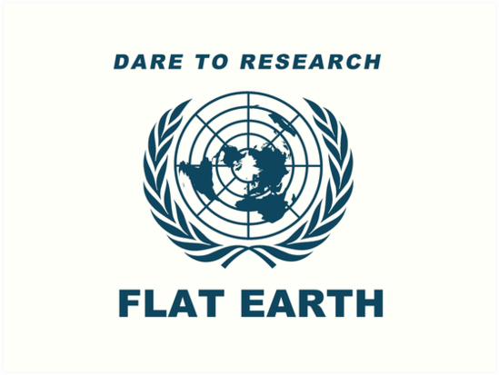 Dare to research flat earth flat earth theory map logo classic dare to research flat earth flat earth theory map logo classic by flatearth1111 altavistaventures Choice Image