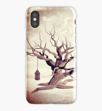 Today's Emptiness iPhone Case/Skin