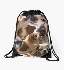 Tucker Dogo Drawstring Bag