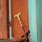 Mequamia, Ethiopian prayer stick by Joumana Medlej