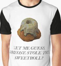 Skyrim - Sweetroll Graphic T-Shirt