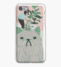 Cat Garden iPhone Case/Skin