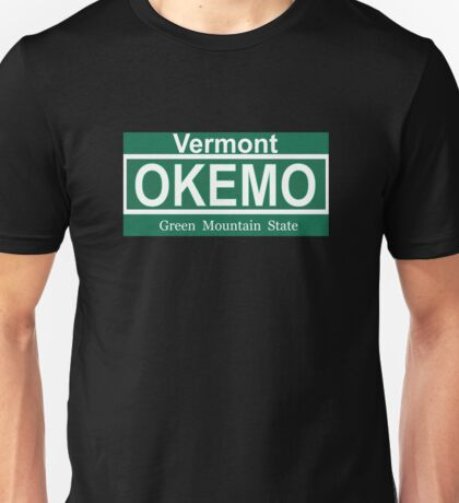 Okemo License Unisex T-Shirt