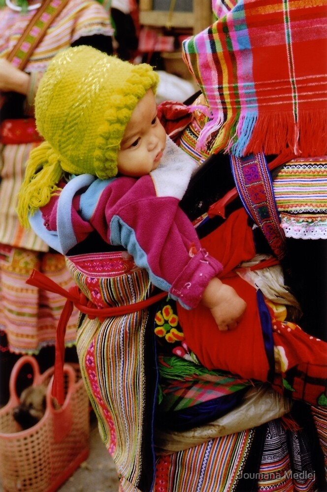 Flower Baby, Viêt Nam by Joumana Medlej