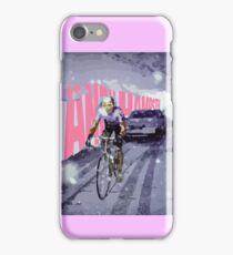 Andy Hampsten Giro d' Italia  iPhone Case/Skin
