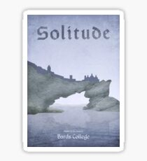 Skyrim - Solitude Sticker