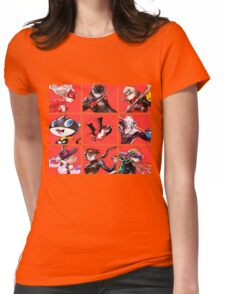 Thief Team Womens Fitted T-Shirt