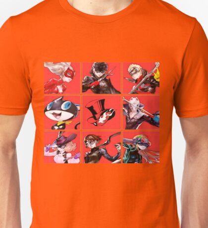 Thief Team Unisex T-Shirt
