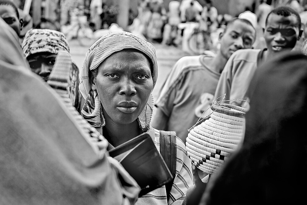 'The transaction' Northern Rwanda by Melinda Kerr