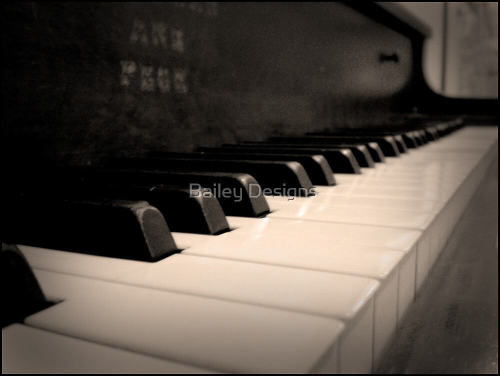 Piano by Bailey Designs