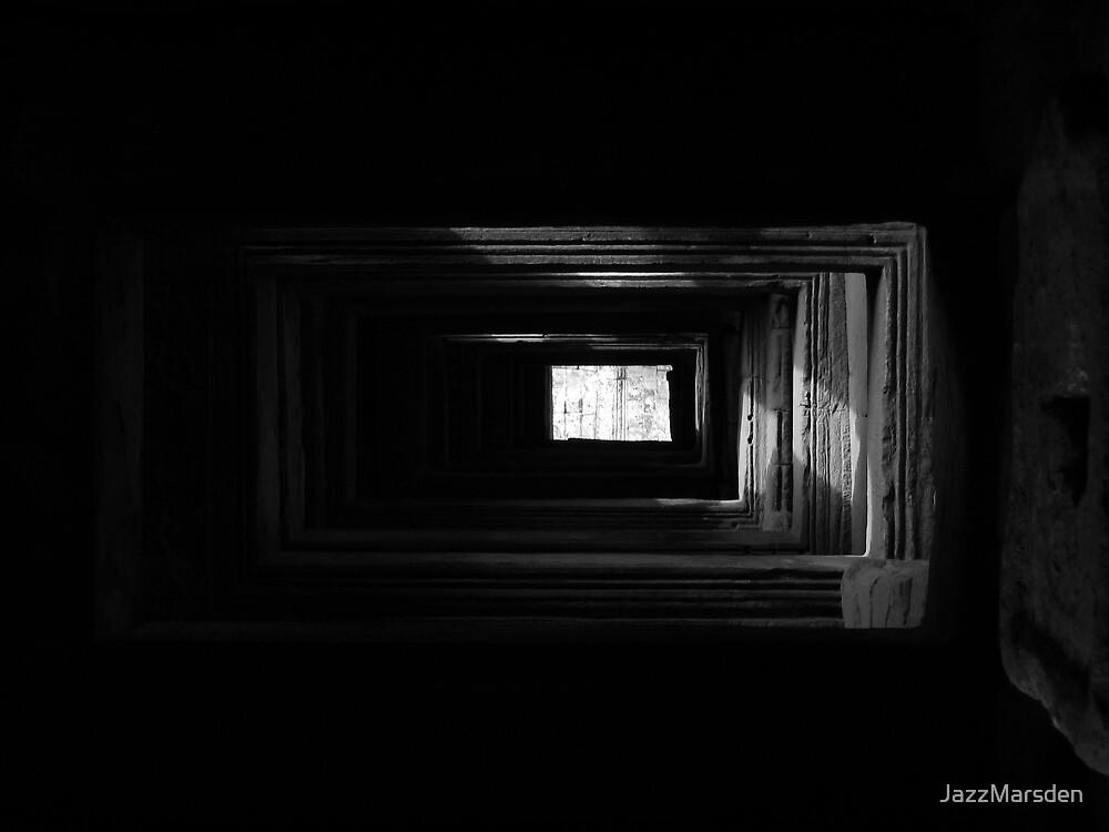 the door by JazzMarsden