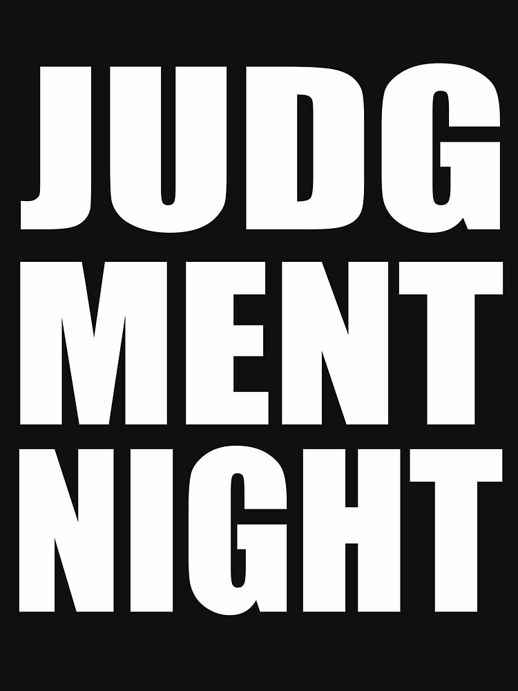Judgment Night by SingularityCo