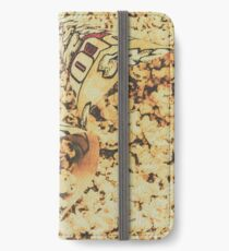 Details from the old drive-in iPhone Wallet/Case/Skin