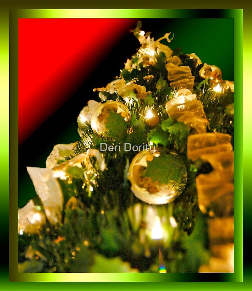 Christmas Tree by Deri Dority