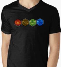 java Mens V-Neck T-Shirt