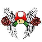 Super Mario Design by ArrowValley
