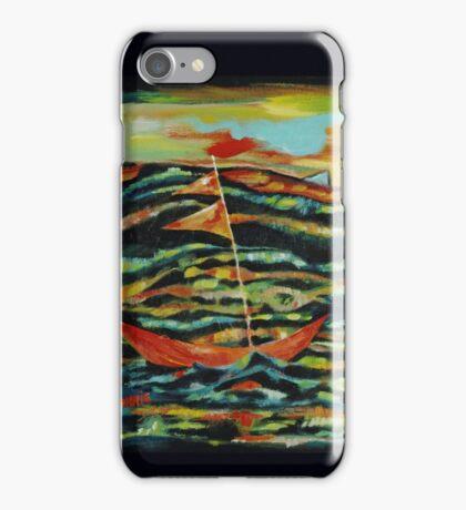 The Windy Race iPhone Case/Skin