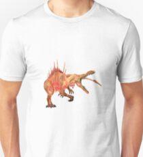 Zombie Spinosaurus Unisex T-Shirt