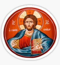 Holy Icon Sticker