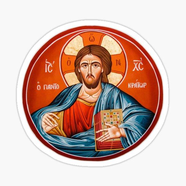 Holy Icon Sticker