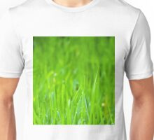 Fresh Green Grass 4 Unisex T-Shirt