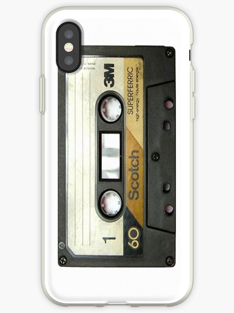 iphone xs case tape