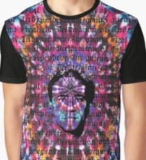 Nicolas Cage Third Eye - Tie Dye Shambhala Graphic T-Shirt