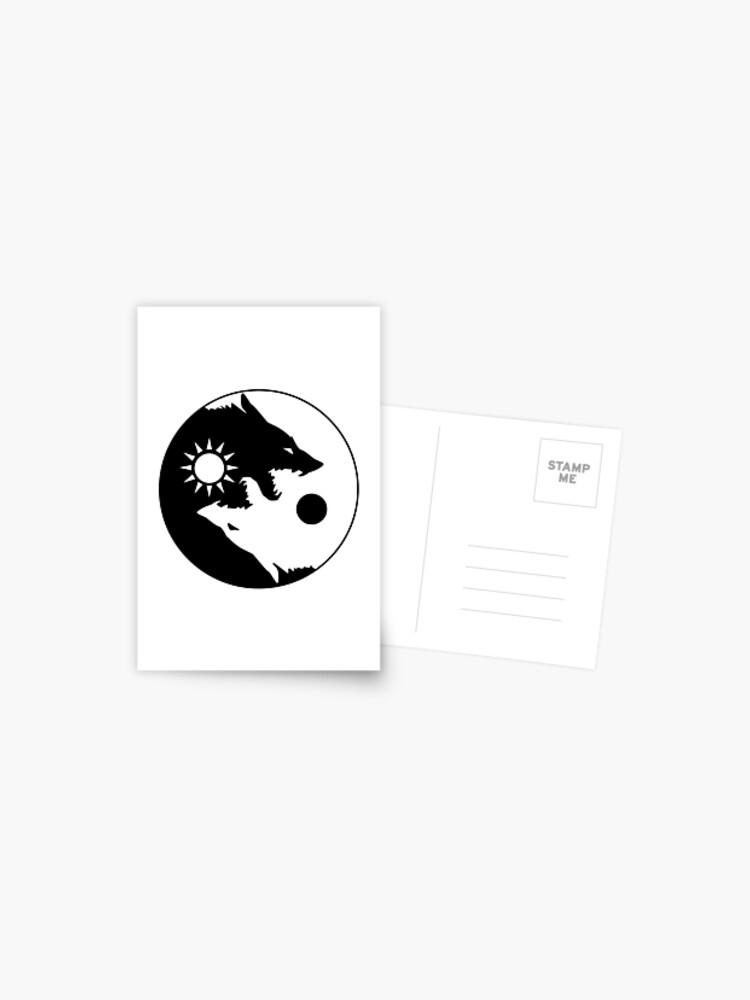 Postcard Print Skoll