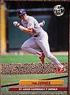 261 - Tim Jones by Foob's Baseball Cards