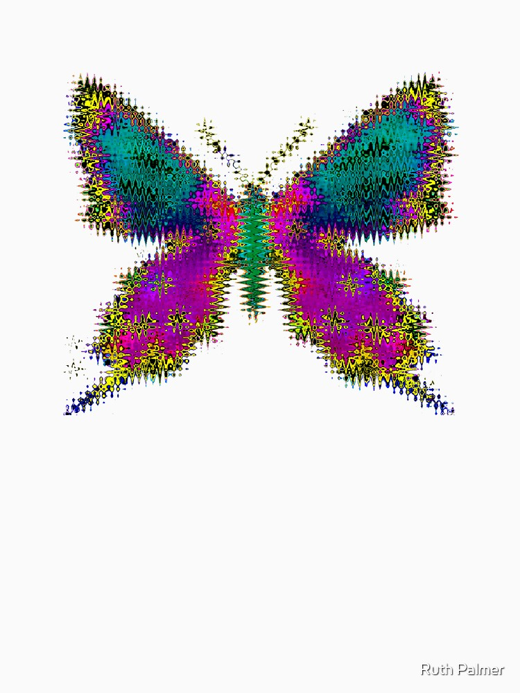 Butterfly Girl by RuthPalmer