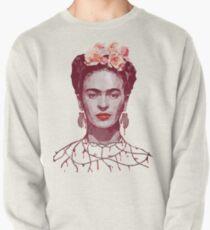 Frida Kahlo Portrait Pullover