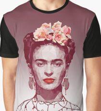 Frida Kahlo Portrait Graphic T-Shirt