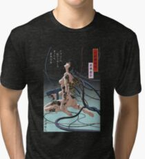 Ghost In Shell Arise Tri-blend T-Shirt