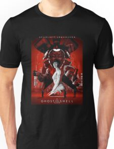 Ghost In Shell The Movie Unisex T-Shirt