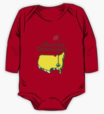 Masters Tournament One Piece - Long Sleeve