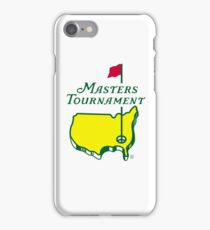 Masters Tournament iPhone Case/Skin