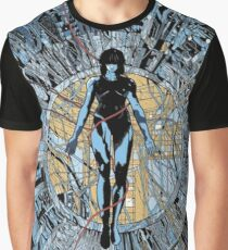 Ghost In Shell The Major Graphic T-Shirt