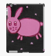 Cute Pink Rabbit  iPad Case/Skin