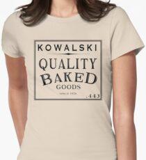 Kowalski Baked Goods Women's Fitted T-Shirt