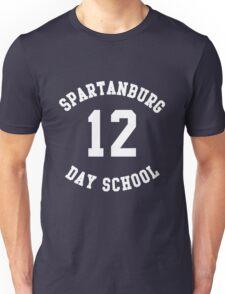 Zion Williamson 12 Spartanburg Day School Griffins Basketball Team Unisex T-Shirt
