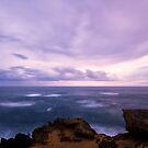 All in - Warrnambool Australia by Norman Repacholi