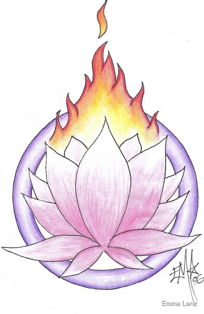 lotus by Emma Lenz