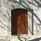Church Door by OHenrys